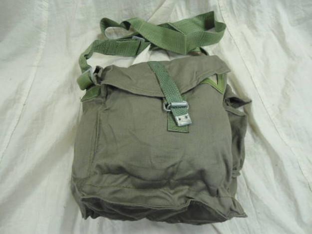 Polish Army Gas Mask Bag