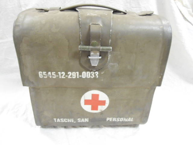 German Army First Aid Kit