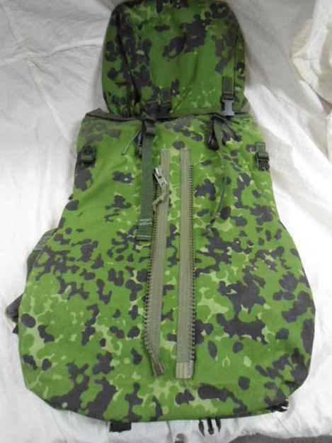 Danish Army Field Backpack