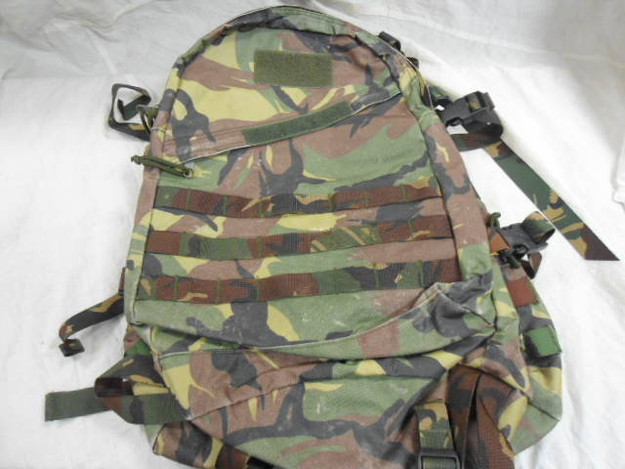 Dutch Army Assault Pack