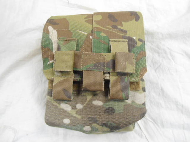 U.S. Army Multicam 200RD Saw Pouch