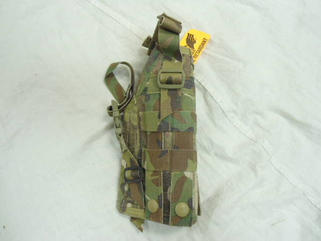 U.S. Army 92F Ambidextrous Multicam Pistol Holster