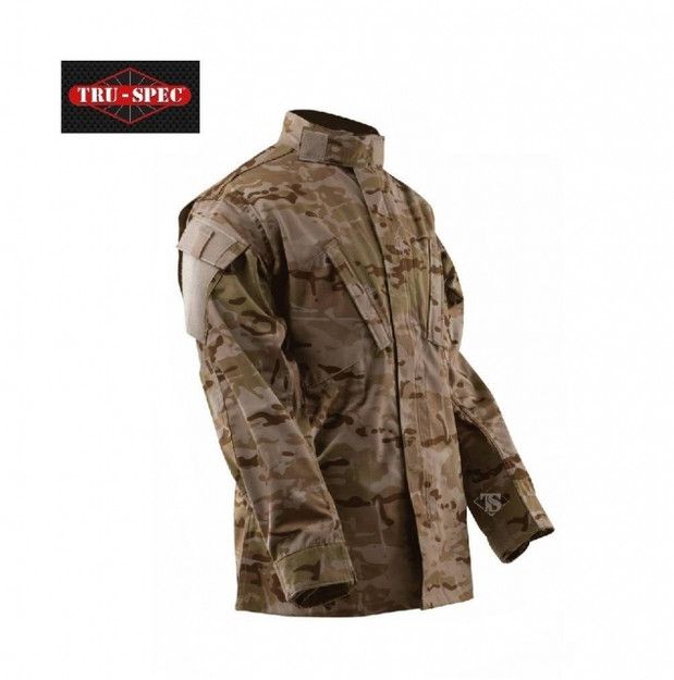 Men's Tru-Spec Tactical Response Uniform Shirt (Multicam)