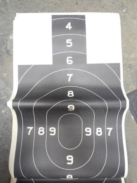 U.S. Army Silhouette Target (62″ x 18.5″)