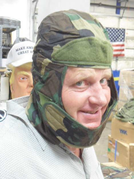 U.S. Military Cold Weather Helmet Liner/Cap