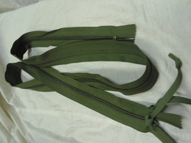 U.S. Military 69″ Replacement Zipper (5-pack)