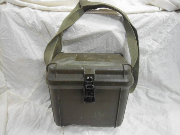 U.S. Military Small Night Vision Storage Box
