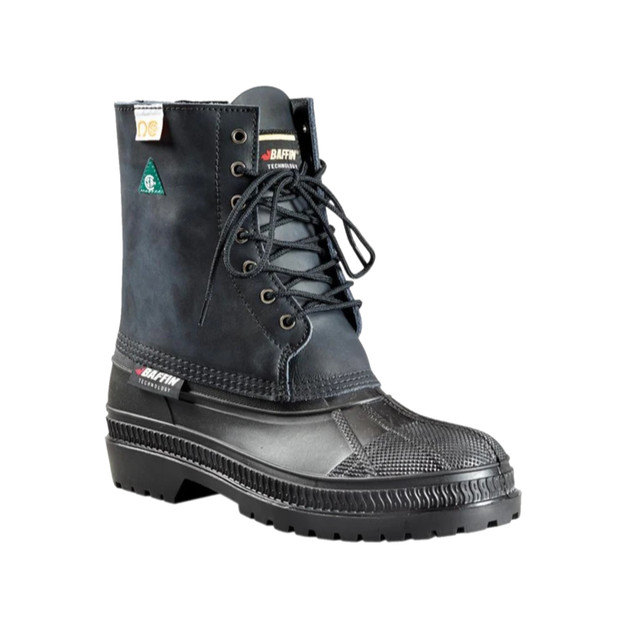 Baffin Whitehorse Boots (Steel Toe, Winter)