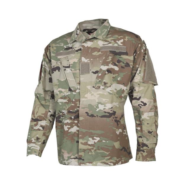 Scorpion OCP Combat Shirt - Front