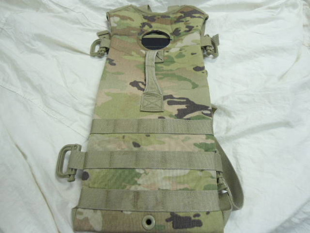 U.S. Army Scorpion Camouflage Hydration System Carrier