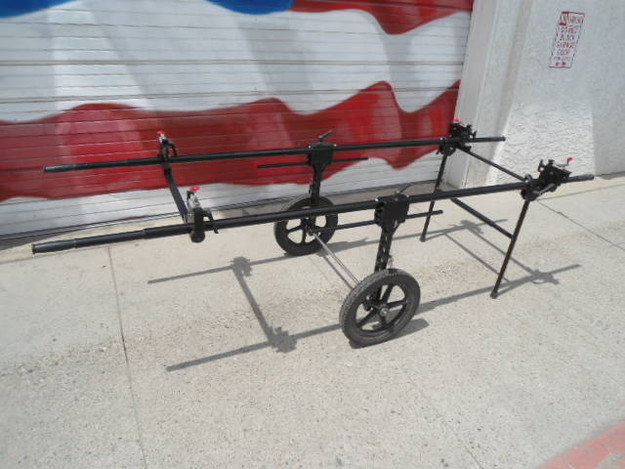 U.S. Military Charlie's Horse SR701RT Wheeled Litter Carrier