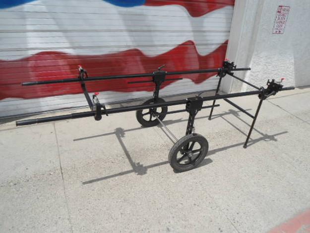 U.S. Military Charlie's Horse SR701RT Wheeled Litter Carrier