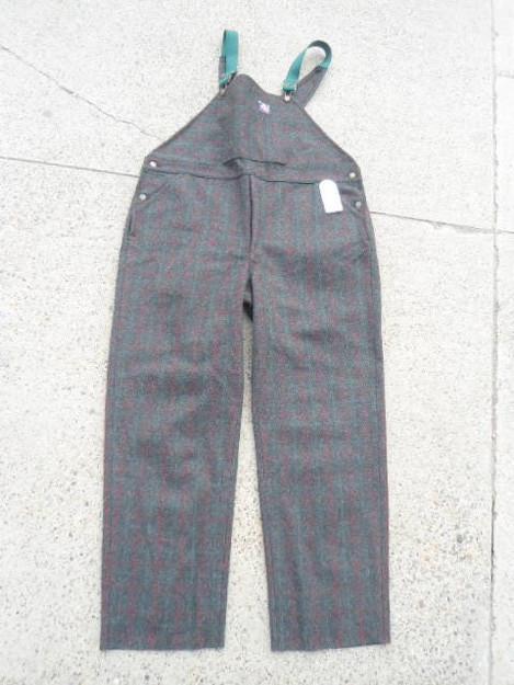 Johnson Wool Bibs (Adirondack Plaid)