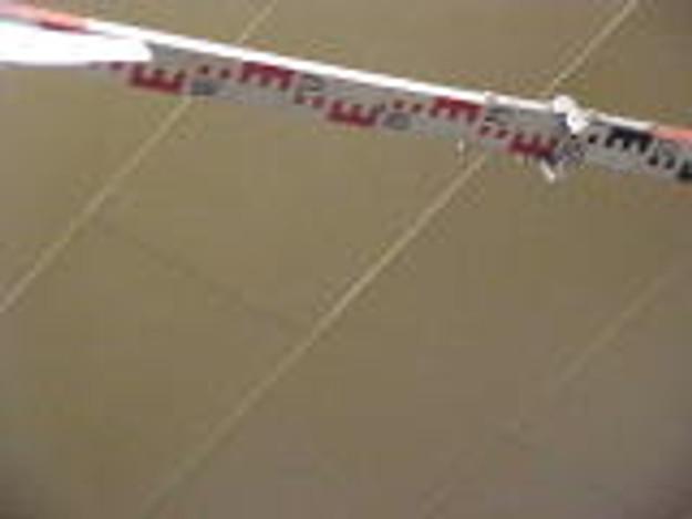 "Swiss Military Survey Stick - 13'2"""