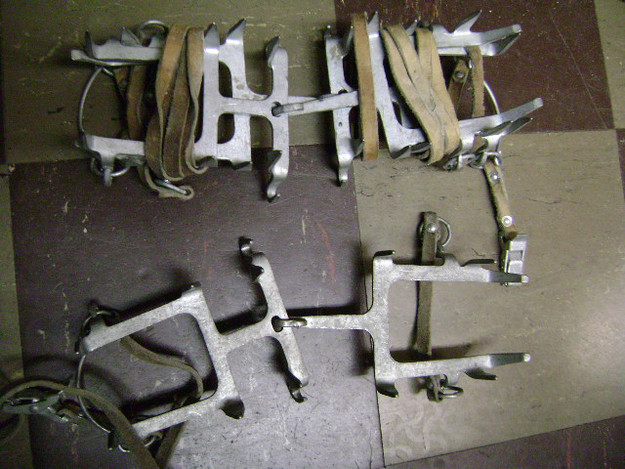 Swiss Crampons (10-Point)