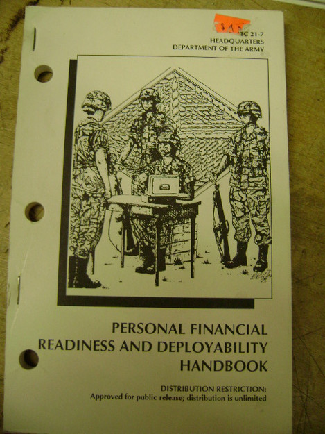 Personal Financial Readiness and Deployability Handbook