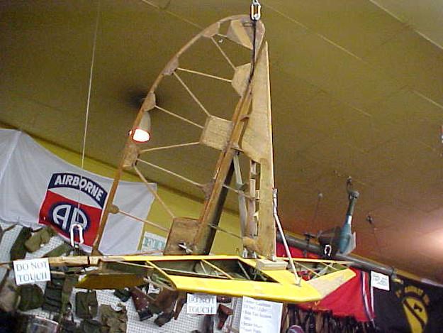 WWII Lassiter/Kaufman TG4 Glider