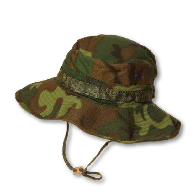 U.S. Military Vietnam War Era Boonie Hat