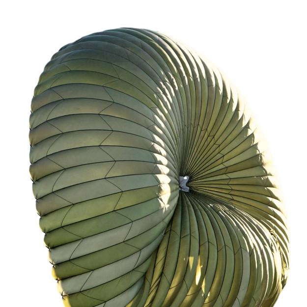 U.S. Military Cargo Parachute (100′ dia.)