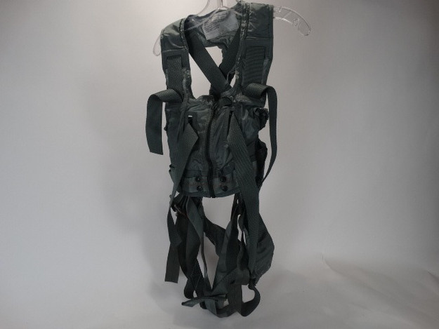 U.S. Military MA-2 Integrated Parachute Harness