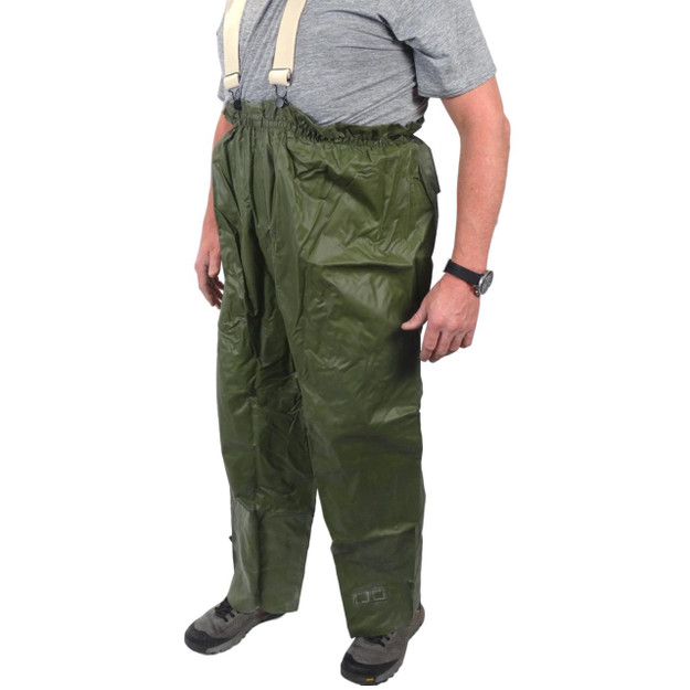 U.S. Military Wet Weather Trousers (XL)
