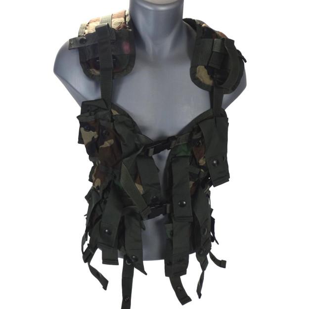 Grenade Vest - front
