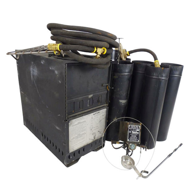 US Military SHA Arctic Heater/Stove