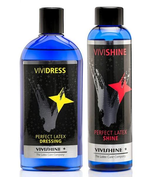 Vivishine 150ml and Vividress 250ml