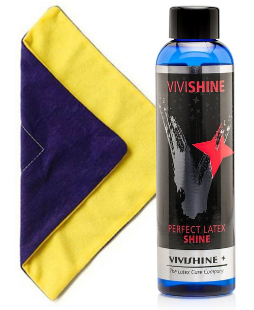 Vivishine 150ml and Viviwipe