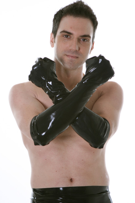 HW Elbow Length Gloves m