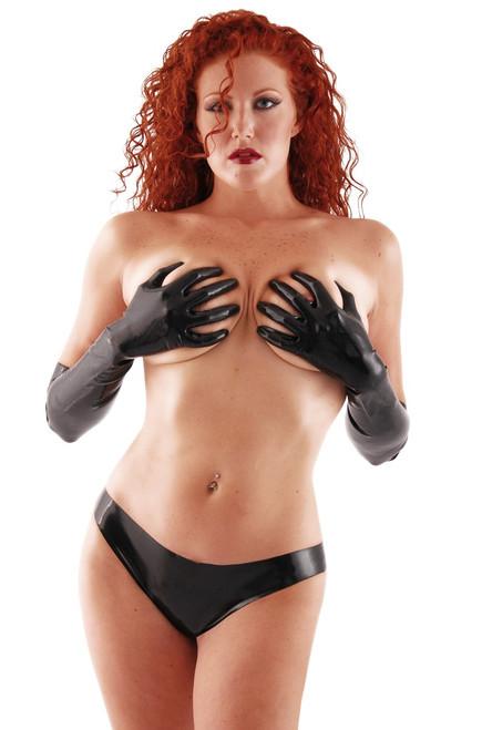 HW Elbow Length Gloves w