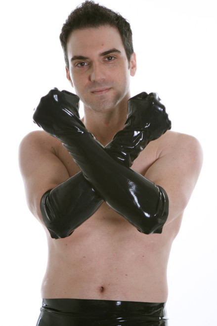 Gloves Elbow Length m
