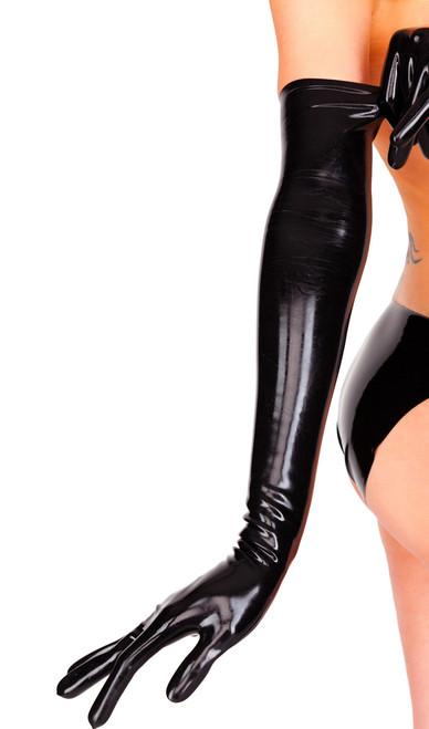 Premium Gloves Opera Length Thin w