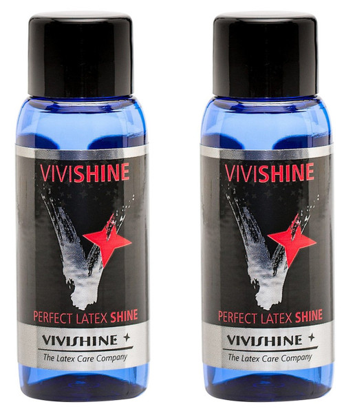 Vivishine 30ml 2 Pack Latex Shiner