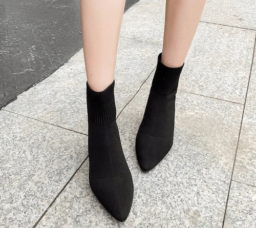 Stretch Sock Booties