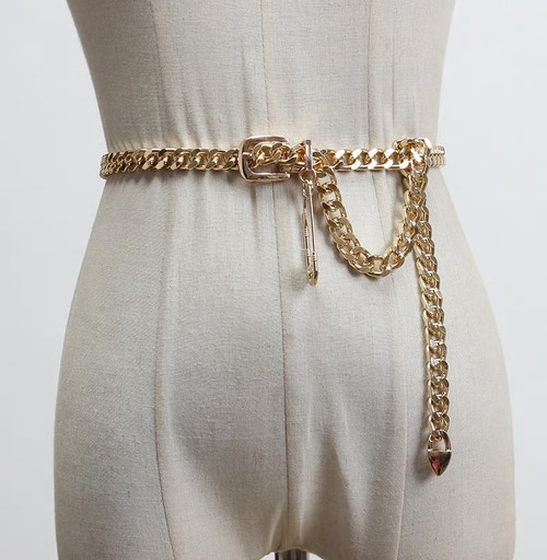 Chain Pendant Belt