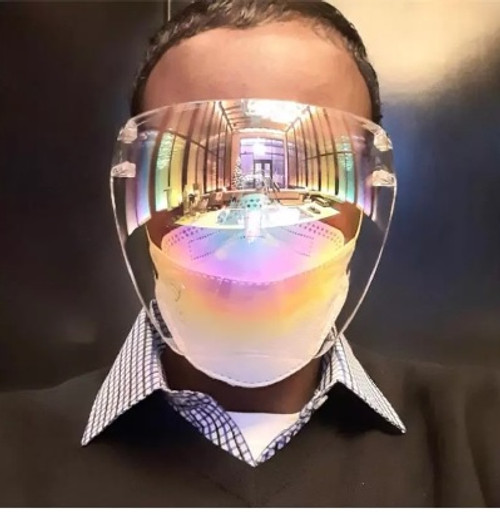 Sleek Unisex  Face Shield