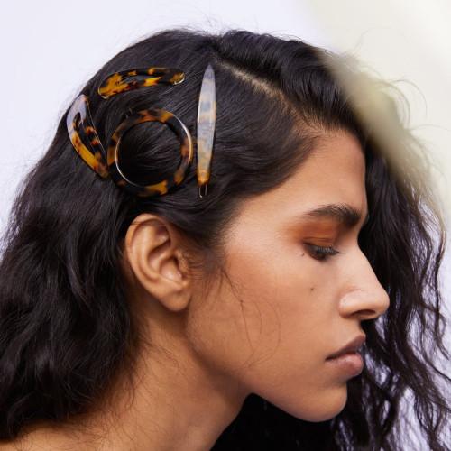 Tortoise Hair Clips