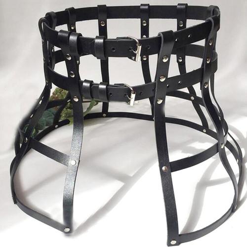 Caged Corset Belt