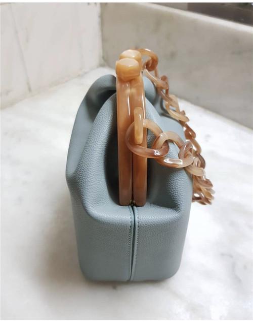 Chain Link Box Bag