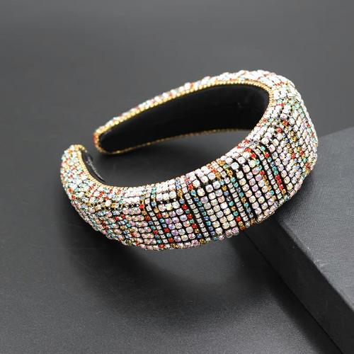 Baroque Jeweled  Multi Headband