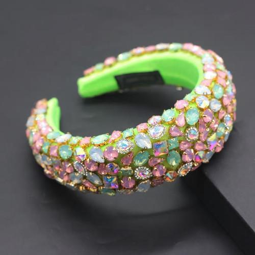 Baroque Jeweled  Multi3 Headband