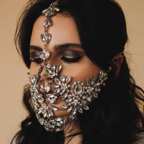 Crystal Full Face Mask