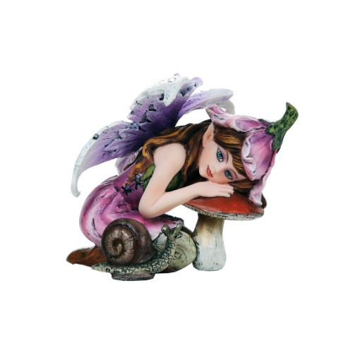 Small Fairy with Snail