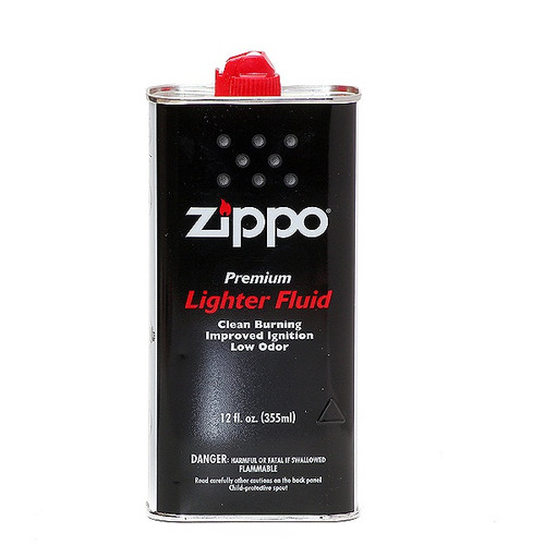 12oz Zippo Lighter Fluid