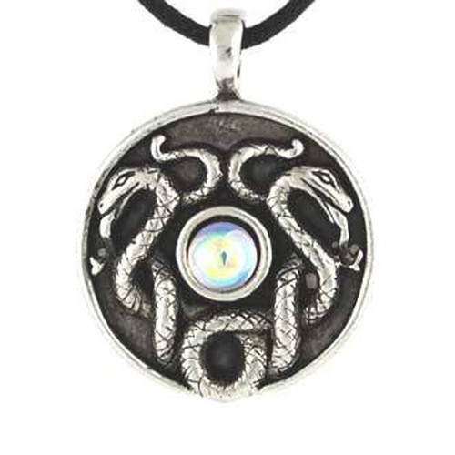 Naithair Celtic Visions Pewter Necklace