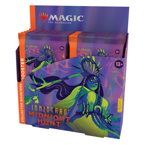 Midnight Hunt: Collector Booster Box
