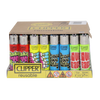 Clipper Clipper Lighters 48ct Display - Hippie 9 Design at The Cloud Supply