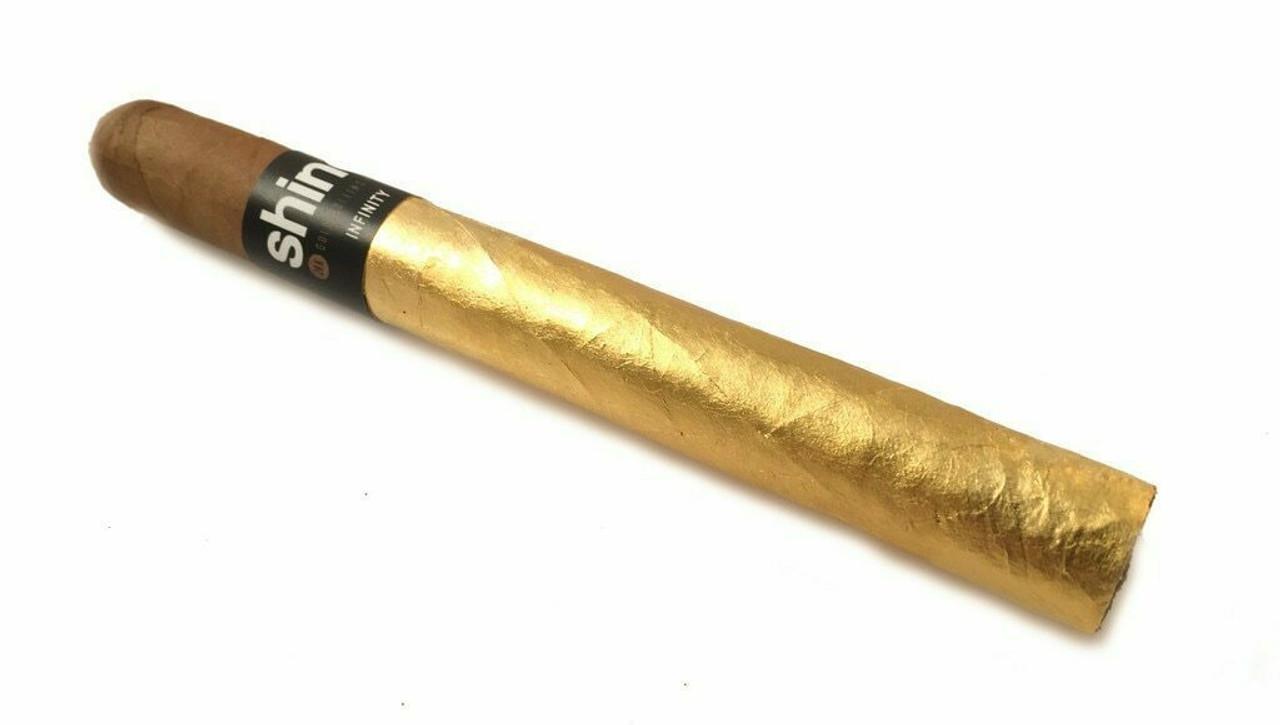 Shine Shine 24k Gold Cigar Wraps 2x at The Cloud Supply