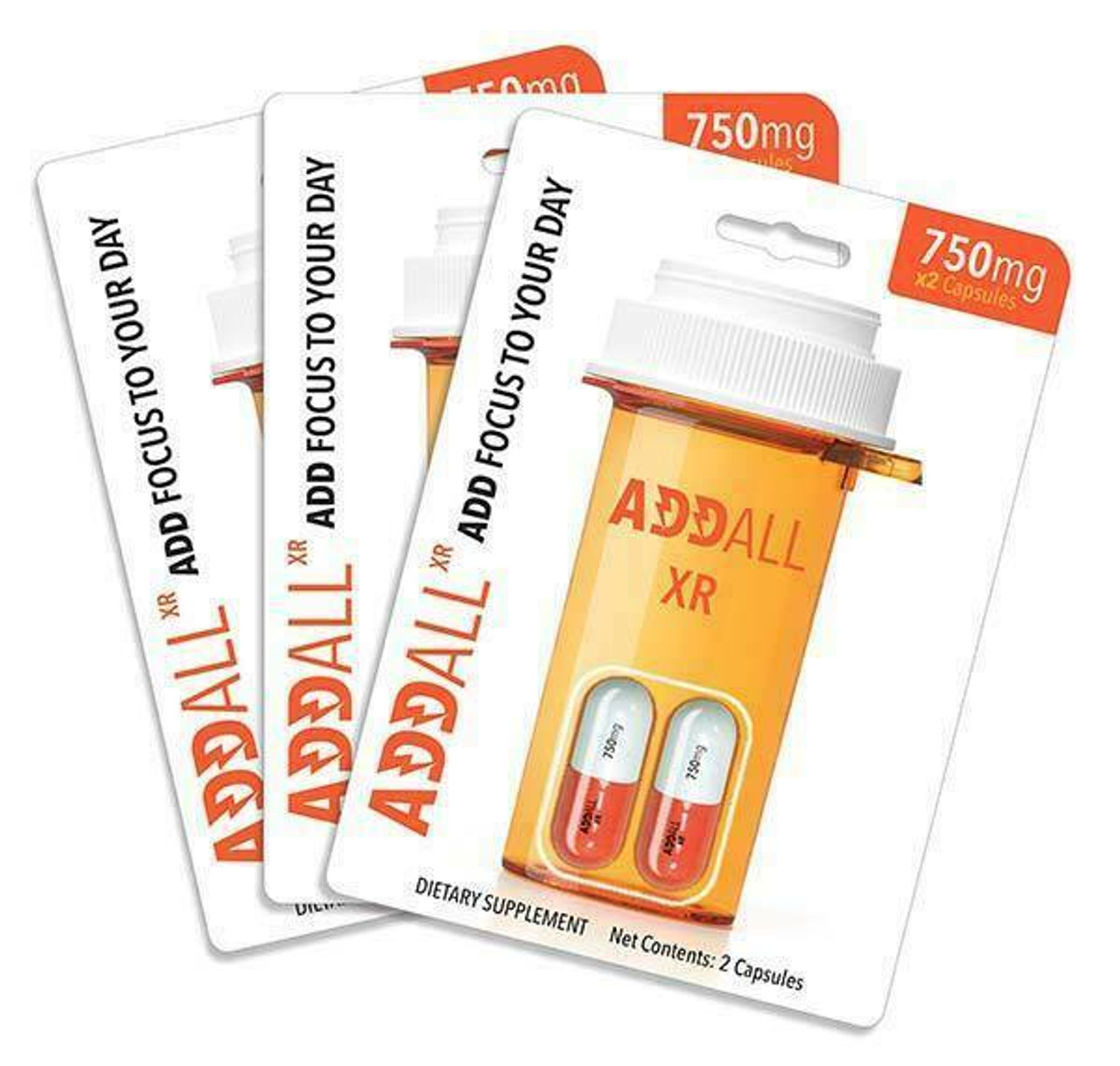 Addall Addall XR 2ct - Pack of 12 at The Cloud Supply